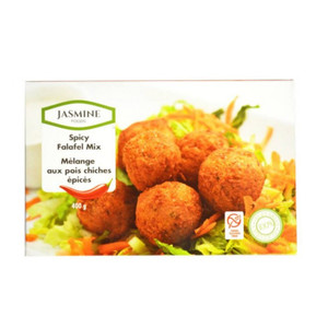 Spicy Falafel Mix 400g - Jasmine