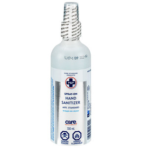 Spray on Hand Sanitizer 300ml - PSP