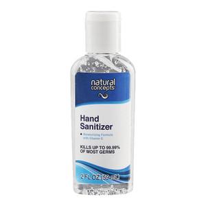 Hand Sanitizer Gel 59ml - Natural Concepts