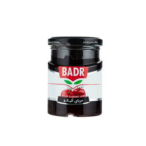 Sour Cherry Jam 310g - Badr