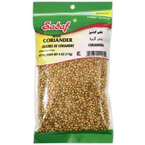 Coriander Seeds 4 oz. (113 gr) - Sadaf