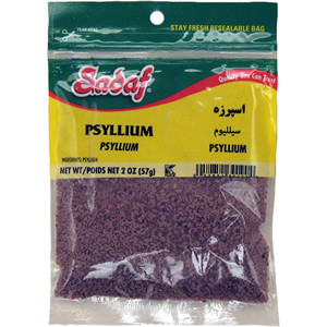 Psyllium Seeds, Esparzeh , 2 oz. - Sadaf