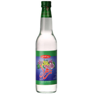 Aragh e Kasni - Distilled Chicory Water (450 ml) - Zahra