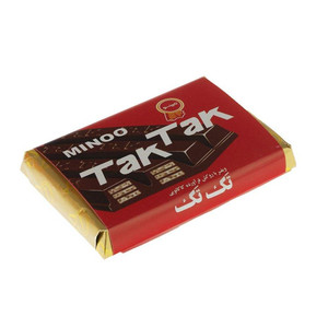 Finger Wafer Covered with Cocoa ( TakTak ) - Minoo