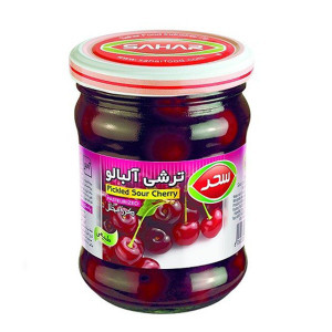 Pickled Sour Cherry 230gr - Sahar