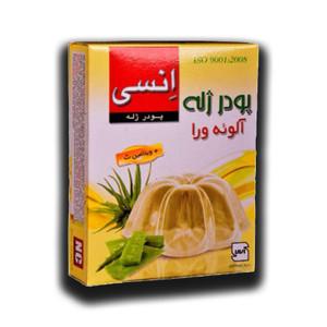 Halal Jelly Powder Aloe Vera 100 g - NC