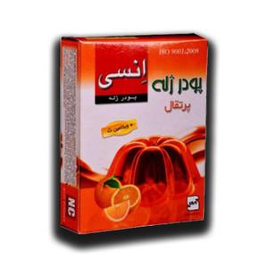 Halal Jelly Powder Orange 100 g - NC