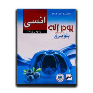 Halal Jelly Powder Blueberry 100 g - NC