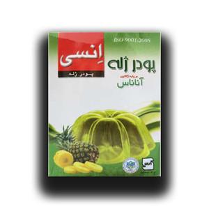 Halal Jelly Powder Pineapple 100 g - NC