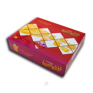 Saffron Rock Candy Bite Size 1kg - Afzali