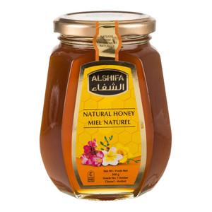 Natural Honey 500 g - AL SHIFA