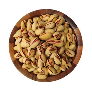Long Roasted Salted Pistachios (Akbari) 1kg