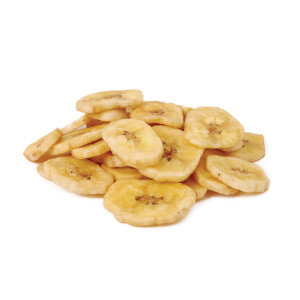 Sweetened Banana Chips 1/2lb