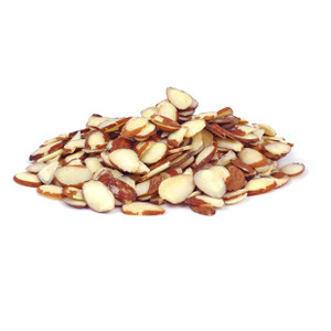 Natural Sliced Almonds 1/2 lb