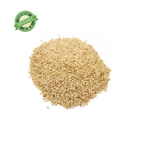 Organic Natural Sesame Seeds 1/2lb