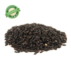Organic Black Sesame Seeds 1/2lb