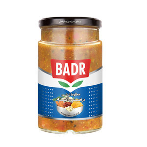 Mango Mix Pickle 700gr - Badr
