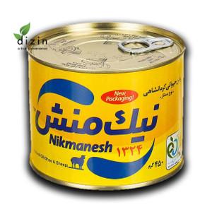 Pure Natural Sheep and Cow Oil ( Roghan Kermanshahi) ( Ghee ) 450gr - Nikmanesh