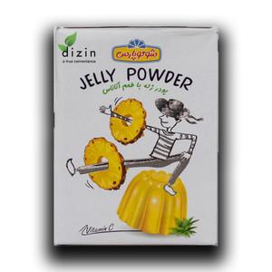 Halal Jelly Powder Pineapple 100 g - ChocoPars