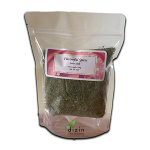 Sabzi Aash - Dried Herbs Mix 100gr - Flavourful Spices