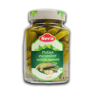 Turkish Pickled Cucumber 720gr - Sera