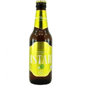 Apple Non-alcoholic malt drink Bottle 325ml - Istak