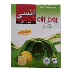 Halal Jelly Powder Lemon 100 g - NC