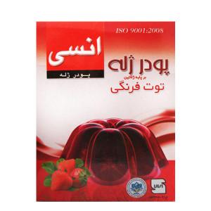 Halal Jelly Powder Strawberry 100 g - NC