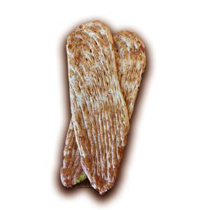 Long Whole Wheat Barbari With Sesame 2Pcs - Shaheen