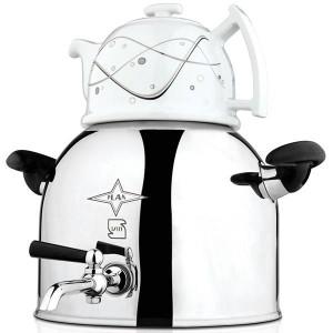 Teapot and Kettle Set Model 5180 - Plan