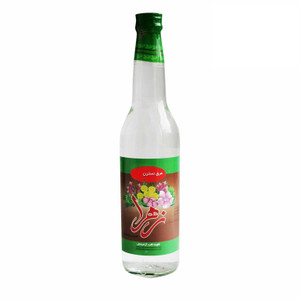 Aragh e Nastaran - Distilled Eglantine Water (450 ml) - Zahra