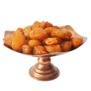 Jumbo Pitted Dried Plums(Gheisi Aloo Bokhara) (1/2 lb)