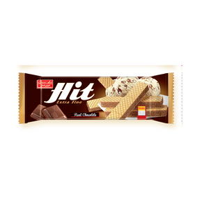 Wafer with Cocoa and Hazelnut Cream 30 gr - Shirin Asal