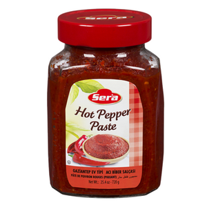Hot Pepper Paste 720gr - Sera