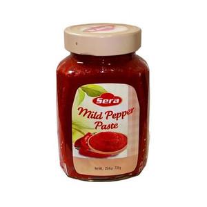 Mild Pepper Paste 720gr - Sera