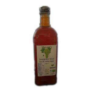 Unripe Grape (Sour Grape) Juice 1000ml - Maryam