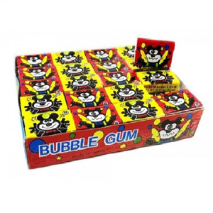 Fusen Bubble Gum - Adams Khersi  1box of 60pcs