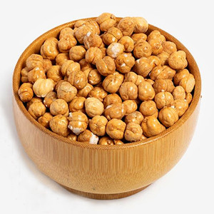 Roasted Salted Chickpea 1/2 lb