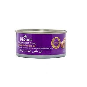 Easy open Chunk Light Tuna Yellowfin in Olive Oil (170 gr) - Pegah