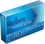 a Carton (200 heatsticks) of iQoS (Regular , likely normal tobacco taste)