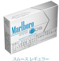 a Carton (200 heatsticks) of iQoS Smooth Regular (Lighter Taste than Regular)
