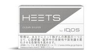 IQOS HEETS Clear Silver Heatstick