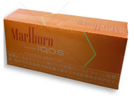 iQoS Marlboro Heatstick Tropical Menthol 1 Carton 10 Package Fruit Taste Orange
