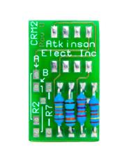 CRM2/MA:  Custom Range Milliamp Module for Smart II