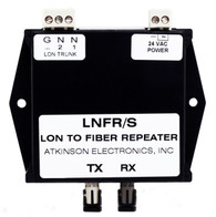 LNFR/S  Lonworks Single Network Fiber Optic Repeater