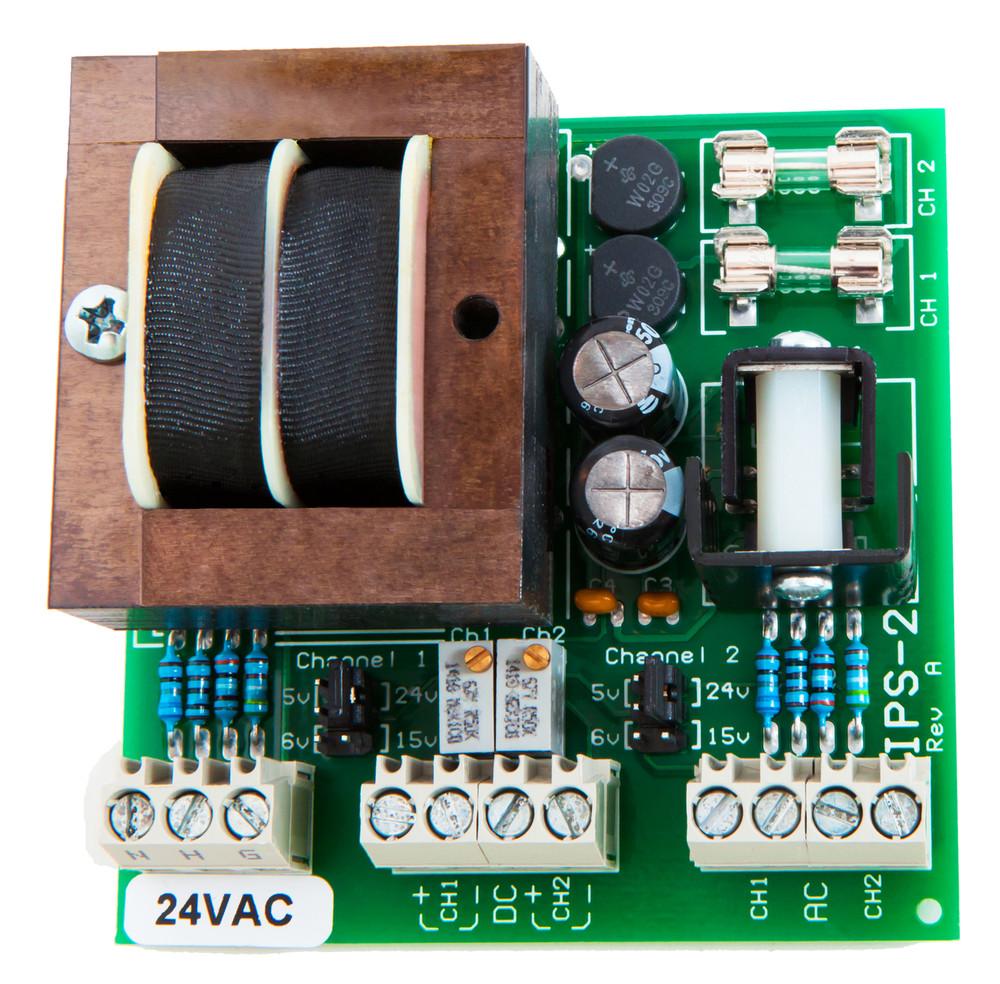 IPS-2/24VAC Isolated AC/DC Power Supply