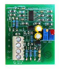 UMATR SENSOR INPUTS  Universal 2 Wire Current Loop Transmitter