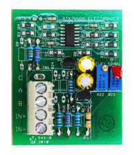 UMATR VDC INPUT  Universal 2 Wire Current Loop Transmitter
