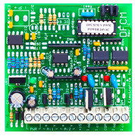 DPCM/MA-VDC/PWM:  Dual Channel PWM Controller Module Milliamp or Voltage