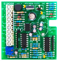 SIA05A/10V/MA  Signal Converter Module Voltage to Milliamp